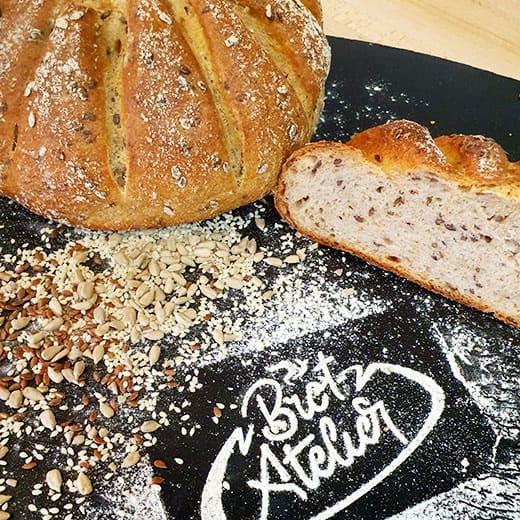 Mühlen-Urkornbrot - Handgemachte Brote mit regionalen Zutaten