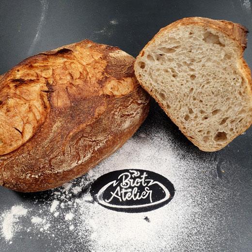 Französisches Weißbrot | Das Brot-Atelier Gießen