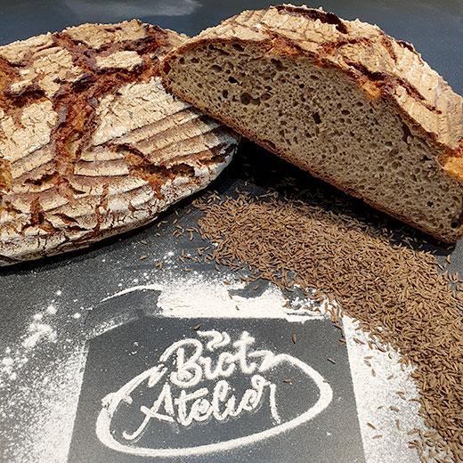Kümmelbrot | Das Brot-Atelier in Gießen