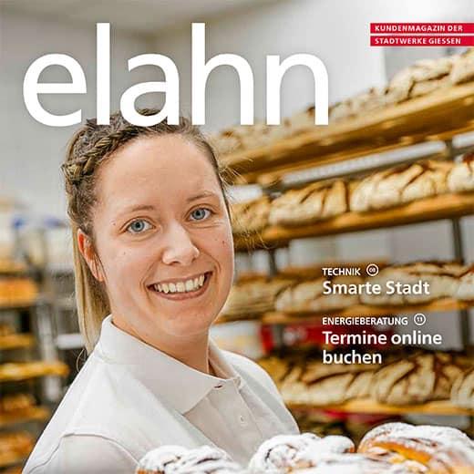 elahn 01/2021 Titelseite Das Brotatelier